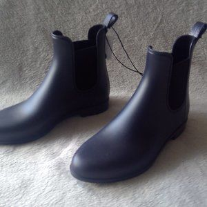A New Day Chelsea Rain Boots New With Tags Size 8